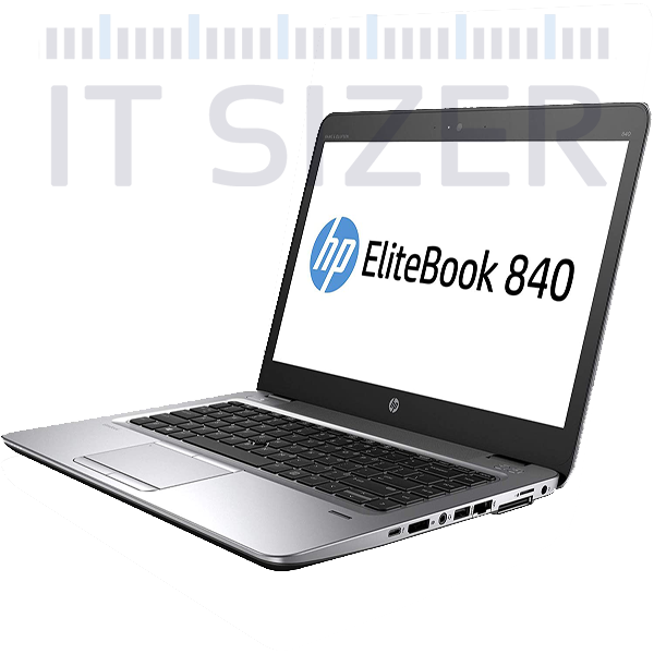 HP EliteBook 840 G3, 14 inch, Intel Core i5-6300U,16GB RAM, 512GB SSD-M2, Windows 10 Pro (Renewed)