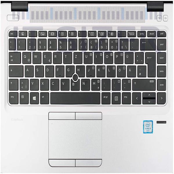 HP EliteBook 840 G3 Intel Core i5 6th Gen 8GB RAM 256GB SSD M2 Laptop (Renewed)