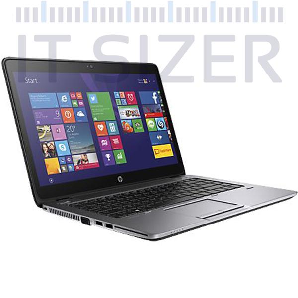 HP Elitebook 840 G2, 14 Inch, Intel Core i5-5300U, 8GB DDR3L, 256GB HARD SSD-2.5, Windows 10 Pro (Renewed)