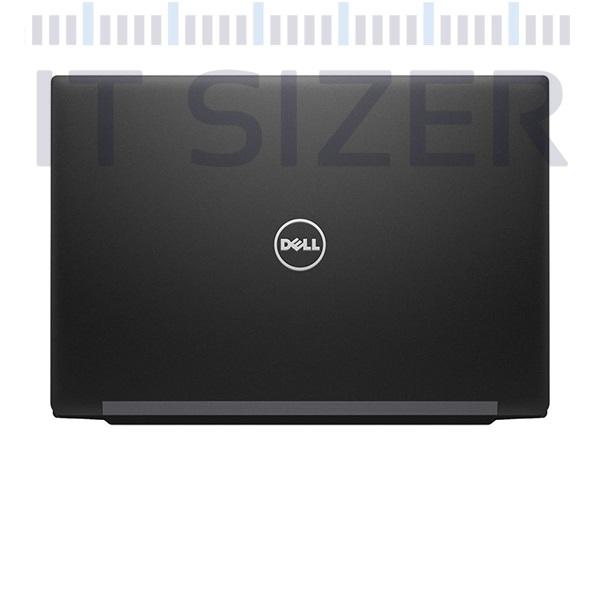 DELL Latitude 7290, 12.5 Inch, Core i7-8650U, 8GB RAM-DDR4, 256GB SSD-M2 (Renewed)