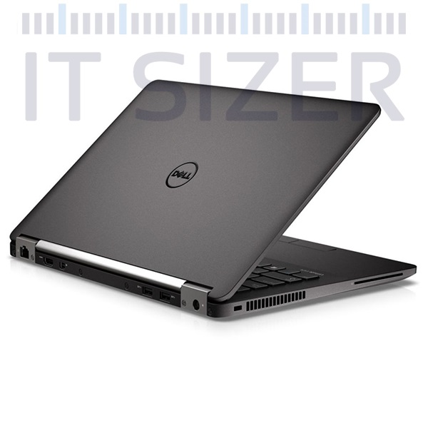 Dell Latitude E7270, 12 inch, Intel Core i5-6300U, 8GB RAM, 256GB SSD-M.2, Windows 10 Pro (Renewed)