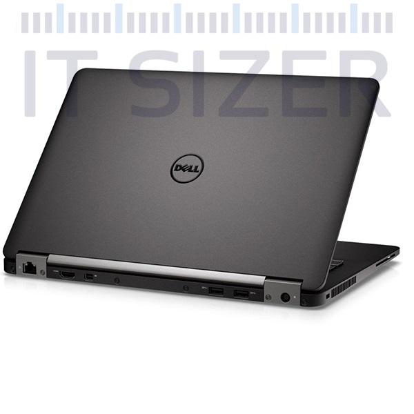 Dell Latitude E7270, 12 inch Touchscreen, Intel Core i7-6600U, 8GB RAM, 256GB SSD-M.2, Windows 10 Pro (Renewed)