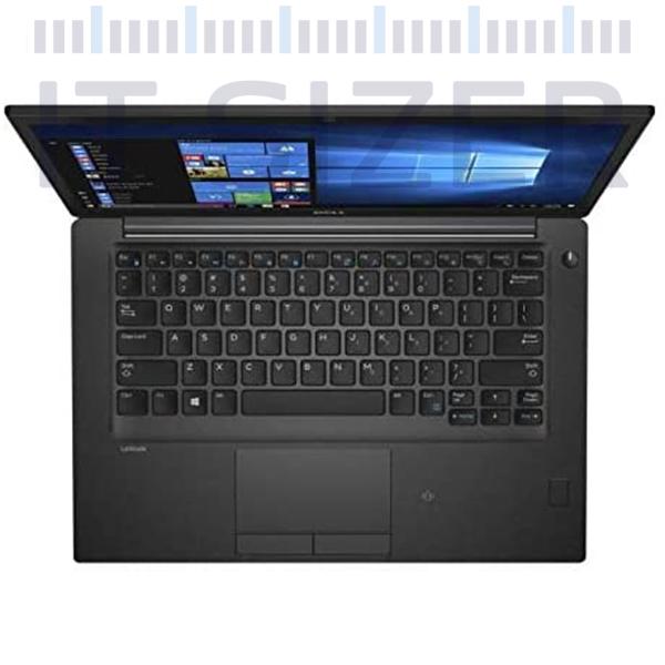 Dell Latitude E7480, 14 inch, Intel Core i7-6600U, 8GB RAM, 256GB SSD-M.2, Windows 10 Pro (Renewed)