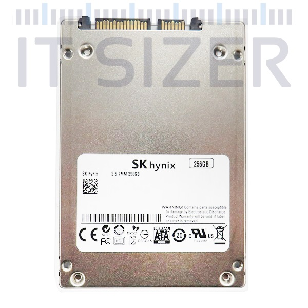 SK hynix SC300 2.5-7mm, 256GB, Solid State Drive (SSD) (Renewed)
