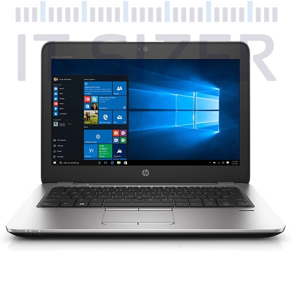 HP EliteBook 725 G4 Light Weight Business Laptop, AMD Quad Core A12 CPU, 16GB DDR4 RAM, 1TB SATA Hard, 12.5 inch Full HD Display, Windows 10 Pro (Renewed)