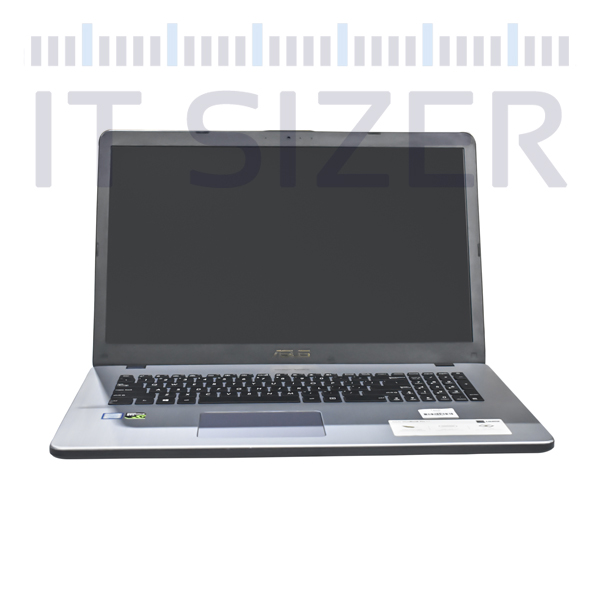 Asus VivoBook Pro 17, 16GB DDR4 RAM, 256GB SSD M2, INTEL CORE I7 8TH, NVIDIA GEFORCE GTX 1050 4GB GDDR5, Windows 10 Pro (Renewed)