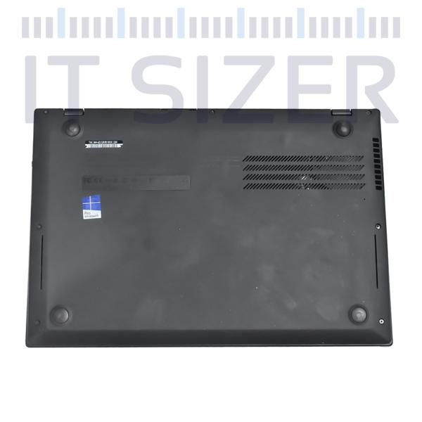 Lenovo Thinkpad x1 Carbon Business Laptop, Intel Core i5-3317U CPU, 4GB DDR3 BUILTIN RAM, 128GB SSD M2, 14 inch Display, Windows 10 pro (Renewed)