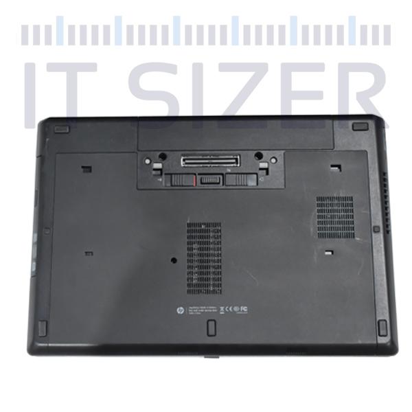 HP 6570B Business Laptop, Intel Core i7-3540M CPU, 8GB DDR3L SODIMM RAM, 256GB SSD 2.5, 15 inch Display, Windows 10 pro (Renewed)