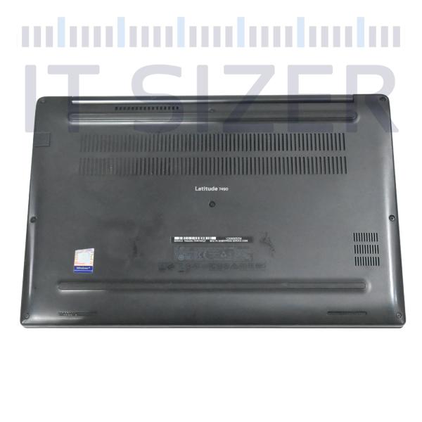 Dell Latitude 7490 Business Laptop, Intel Core i5-7300U CPU, 8GB DDR4 SODIMM RAM, 256GB SSD M2, 14 inch Display, Windows 10 Pro (Renewed)
