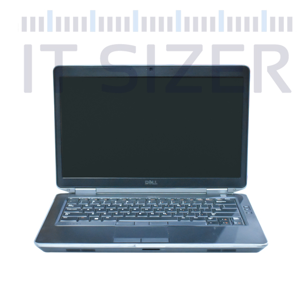 Dell Latitude E6430s Business Laptop, Intel Core i5-3380M CPU, 8GB DDR3L SODIMM RAM, 256GB SSD 2.5, 14 inch Display, Windows 10 Pro (Renewed)