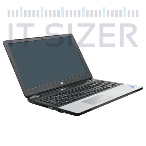 HP 350 G1 Business Laptop, Intel Core i5-4200U CPU, 8GB DDR3L SODIMM RAM, 256GB SSD 2.5, 15 inch Display, Windows 10 pro (Renewed)