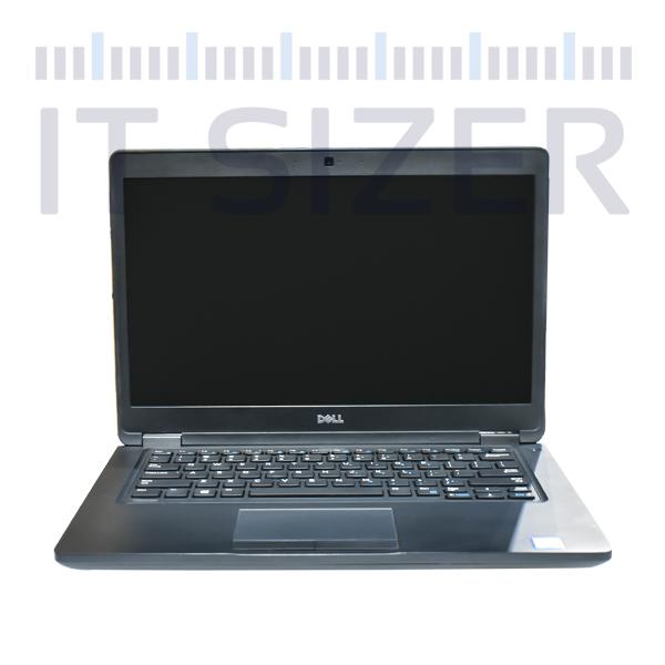 Dell Latitude 5480 Business Laptop, Intel Core i5-6200U CPU, 8GB DDR4 RAM, 256GB M2 Hard, 14 inch Display, Windows 10 Pro (Renewed)