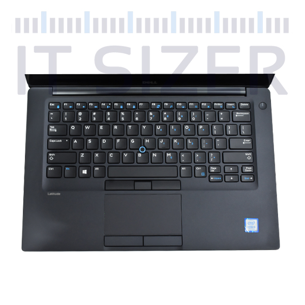 Dell Latitude 7480 Business Laptop, Intel Core i5-7300U CPU, 8GB DDR4 SODIMM RAM, 256GB SSD M2, 14 inch Touch Display, Windows 10 Pro (Renewed)