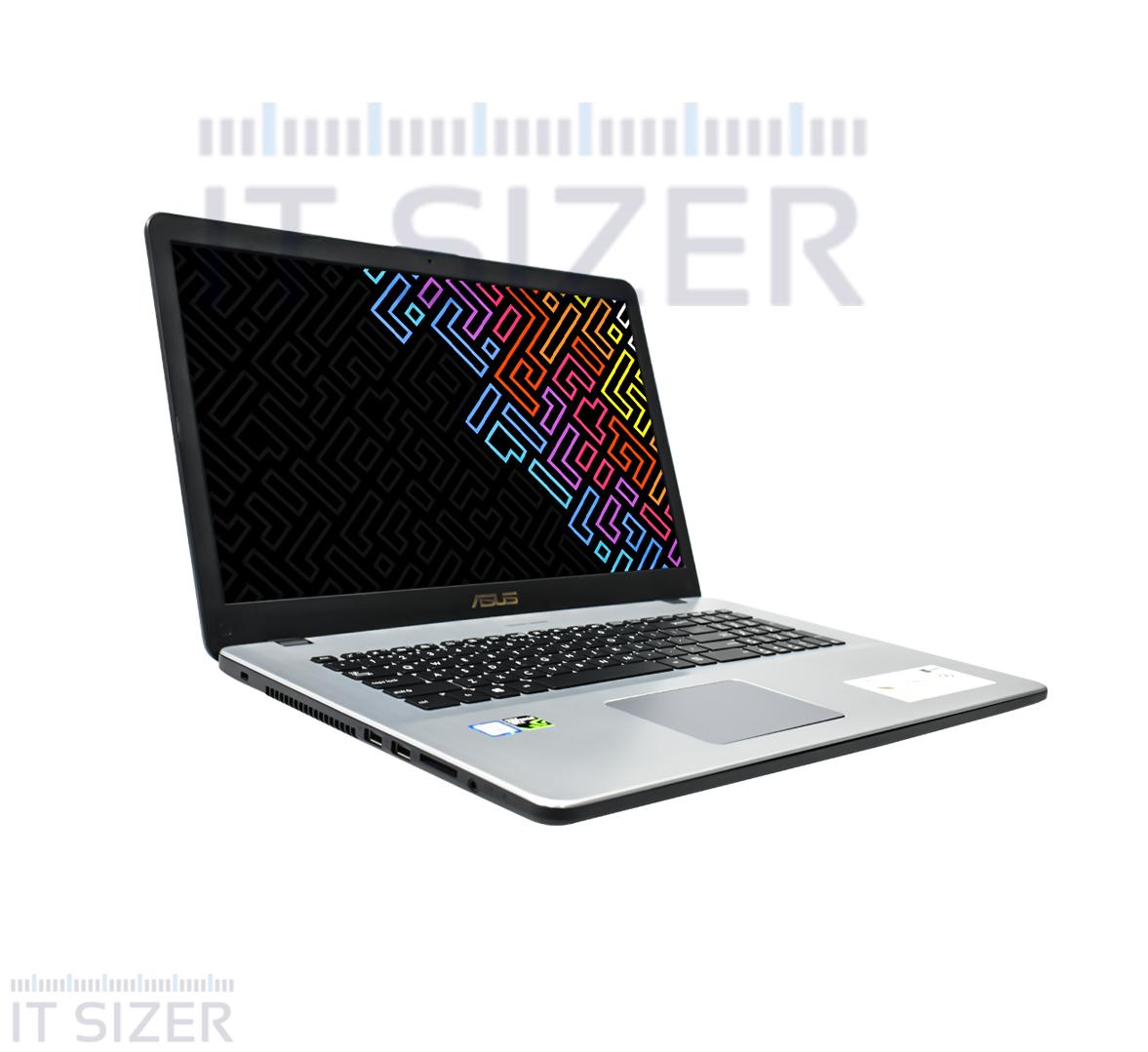 Asus VivoBook Pro 17 Business Laptop, Intel Core i7-8550U CPU, 16GB DDR4 RAM, 1TB SSD , 17 inch Display, Windows 10 Pro (Renewed)