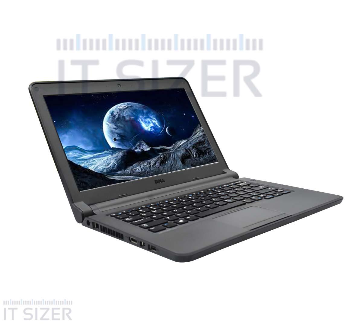 Dell Latitude 3340 Business Laptop, Intel Core i5-4210U CPU, 8GB DDR3L SODIMM RAM, 256GB SSD 2.5, 13 inch Display, Windows 10 pro (Renewed)