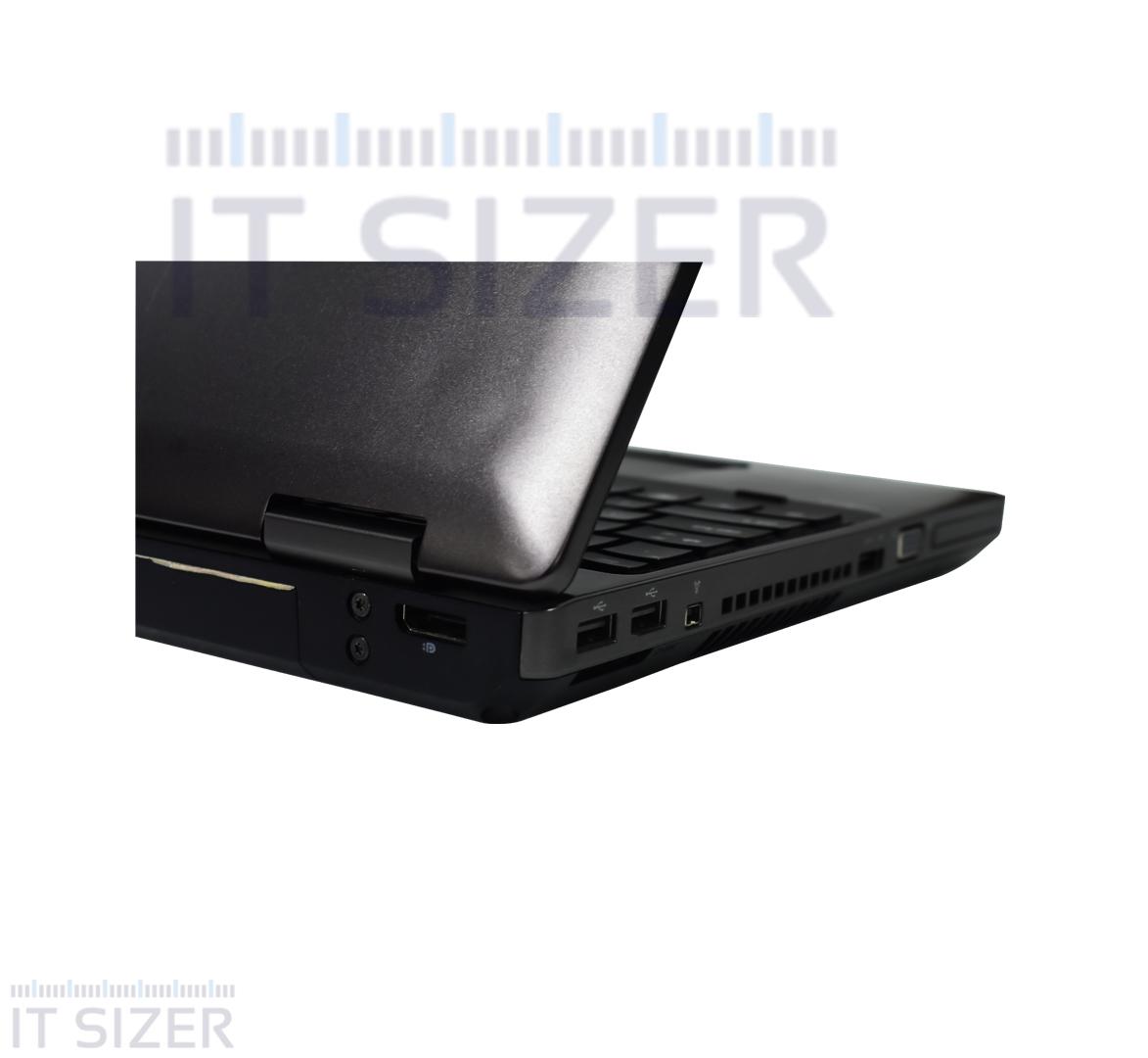 HP 6570B Business Laptop, Intel Core i7 CPU, 8GB DDR3 SODIMM RAM, 256GB SSD 2.5, 15 inch Display, Windows 10 pro (Renewed)