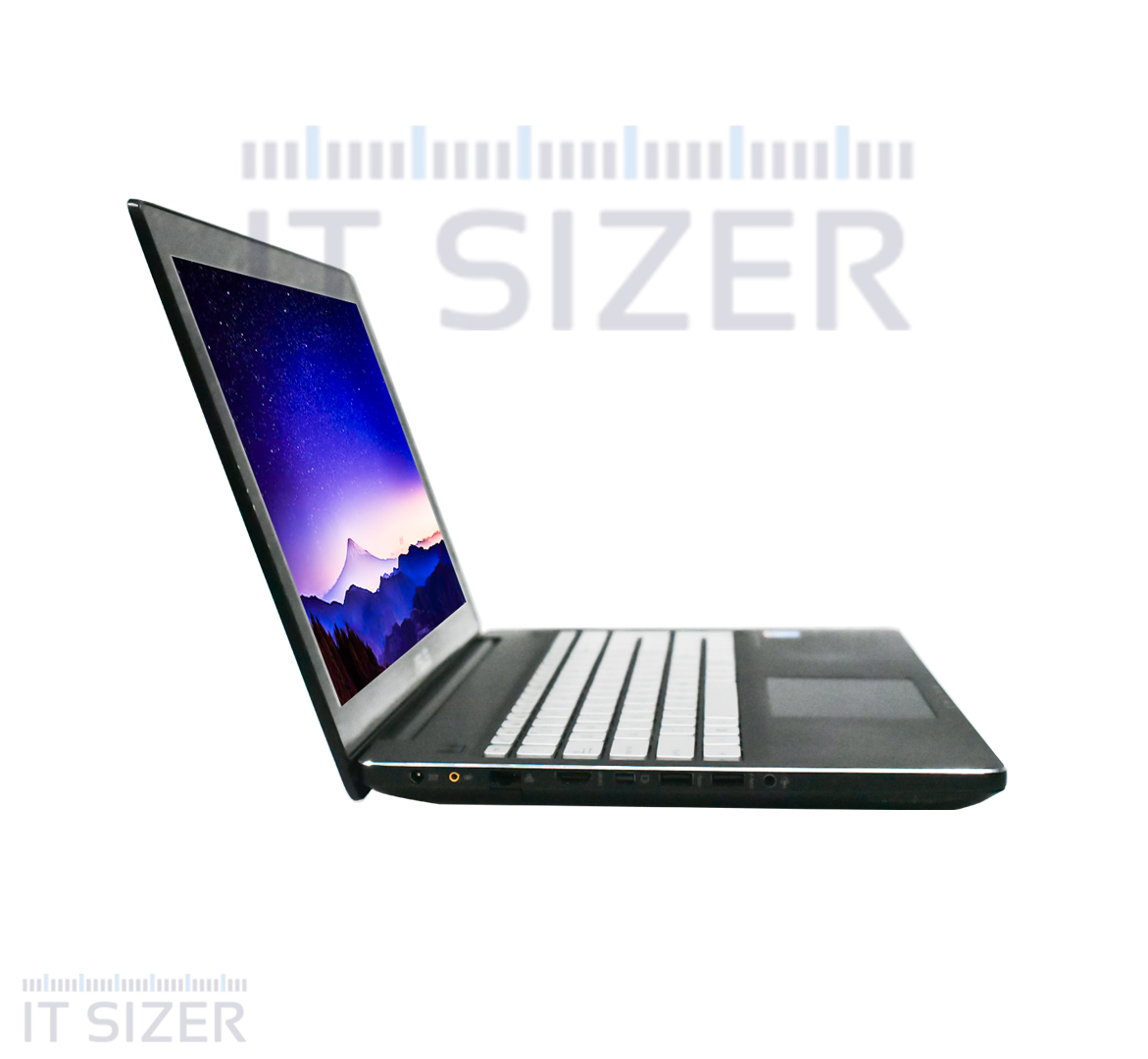 Asus Q550L Business Laptop, Intel Core i7 CPU, 8GB DDR3L SODIMM RAM, 256GB SSD 2.5, 15 inch Touch Display, Windows 10 Pro (Renewed)