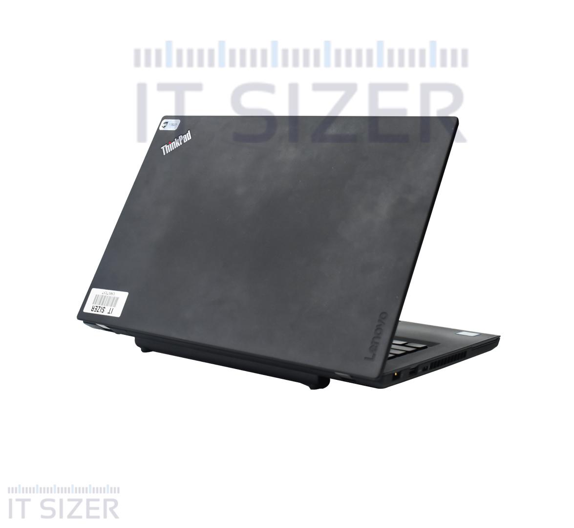 Lenovo T470 Business Laptop, Intel Core i5 CPU, 8GB DDR4 SODIMM RAM, 128GB SSD M2, 14 Touch Display, Windows 10 pro (Renewed)