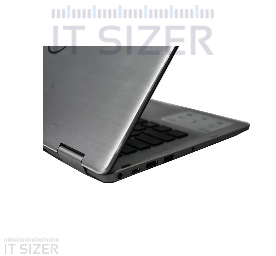 Dell Inspiron 7378 Business Laptop, Intel Core i7-7500U CPU, 16GB DDR4 SODIMM RAM, 512GB SSD M2, 13 inch Touch 360 Display, Windows 10 Pro (Renewed)