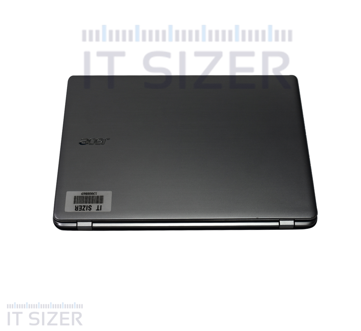 Acer Aspire V5 571 Business Laptop, AMD A6 CPU, 4GB DDR3 SODIMM RAM, 256GB SSD 2.5 , 11 Touch inch Display, Windows 10 Pro (Renewed)