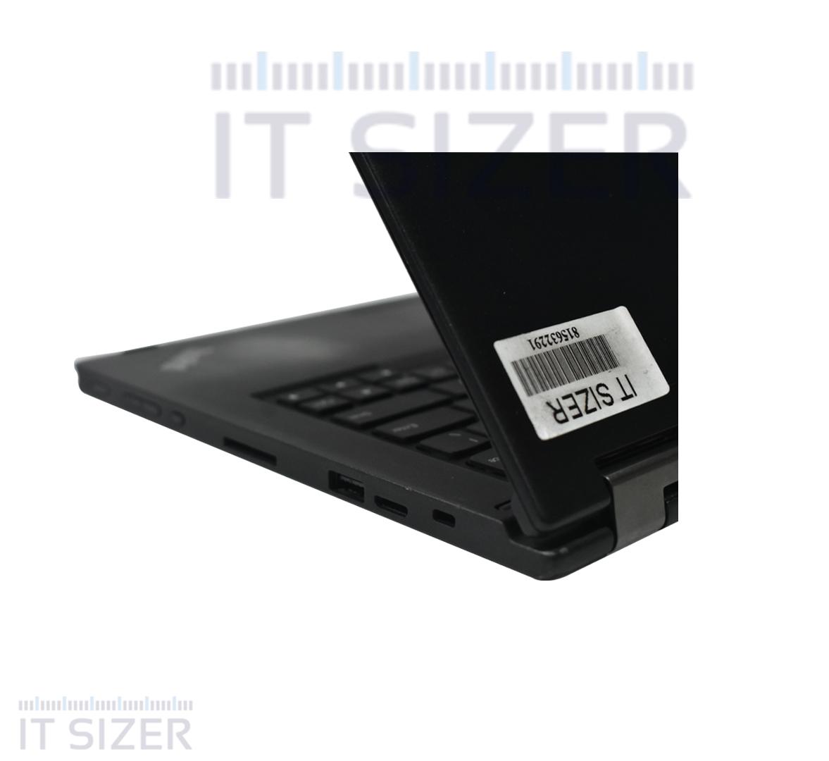 Lenovo Thinkpad yoga 12 Business Laptop, Intel Core i5-VPRO CPU, 8GB DDR3 BUILTIN RAM, 256GB SSD 2.5, 12 inch Touch 360 Display, Windows 10 Pro (Renewed)