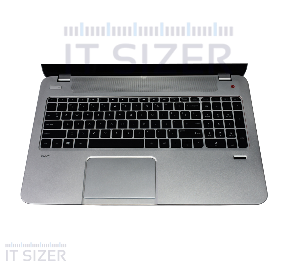 HP Envy TouchSmart 15 Business Laptop, AMD A8-5550M APU, 8GB DDR3L SODIMM RAM, 256GB SSD 2.5, 15 inch Touch Display, Windows 10 Pro (Renewed)