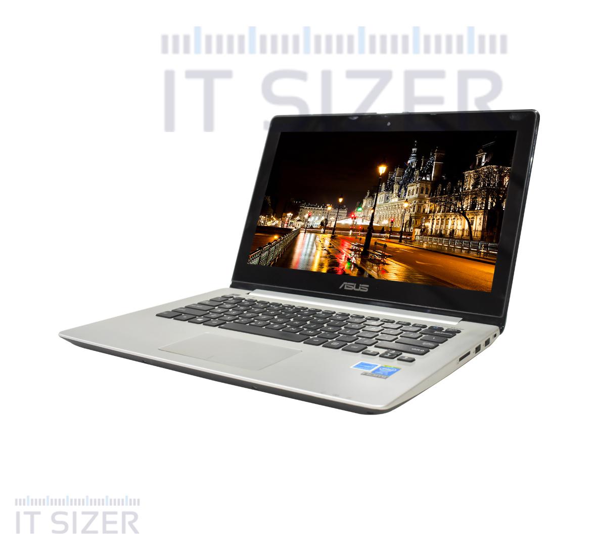 Asus Q301L Business Laptop, Intel Core i5-4200U CPU, 6GB DDR3L SODIMM RAM, 256GB SSD 2.5, 14 inch Touch Display, Windows 10 Pro (Renewed)