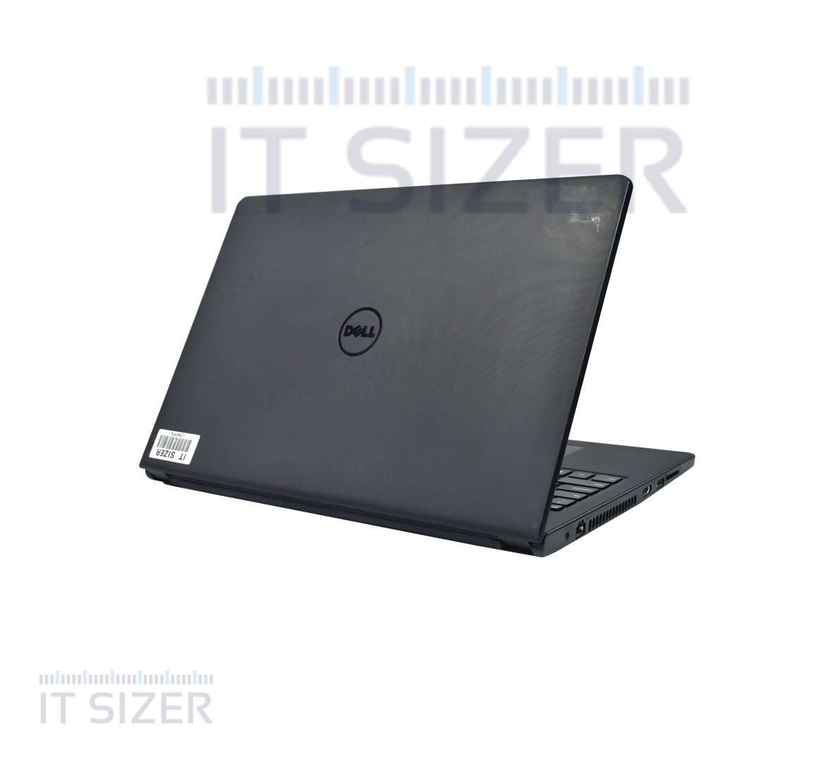 Dell Inspiron 3558 Business Laptop, Intel Core i3-5015U @ 2.10GHZ CPU, 8GB DDR3L SODIMM RAM, 256GB SSD 2.5 , 15 inch Display, Windows 10 Pro (Renewed)