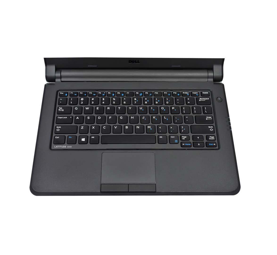 Dell Latitude 3340 Business Laptop, Intel Core i5-4210U CPU, 8GB DDR3L SODIMM RAM, 256GB SSD 2.5, 13 inch Display, Windows 10 pro (Refurbished)