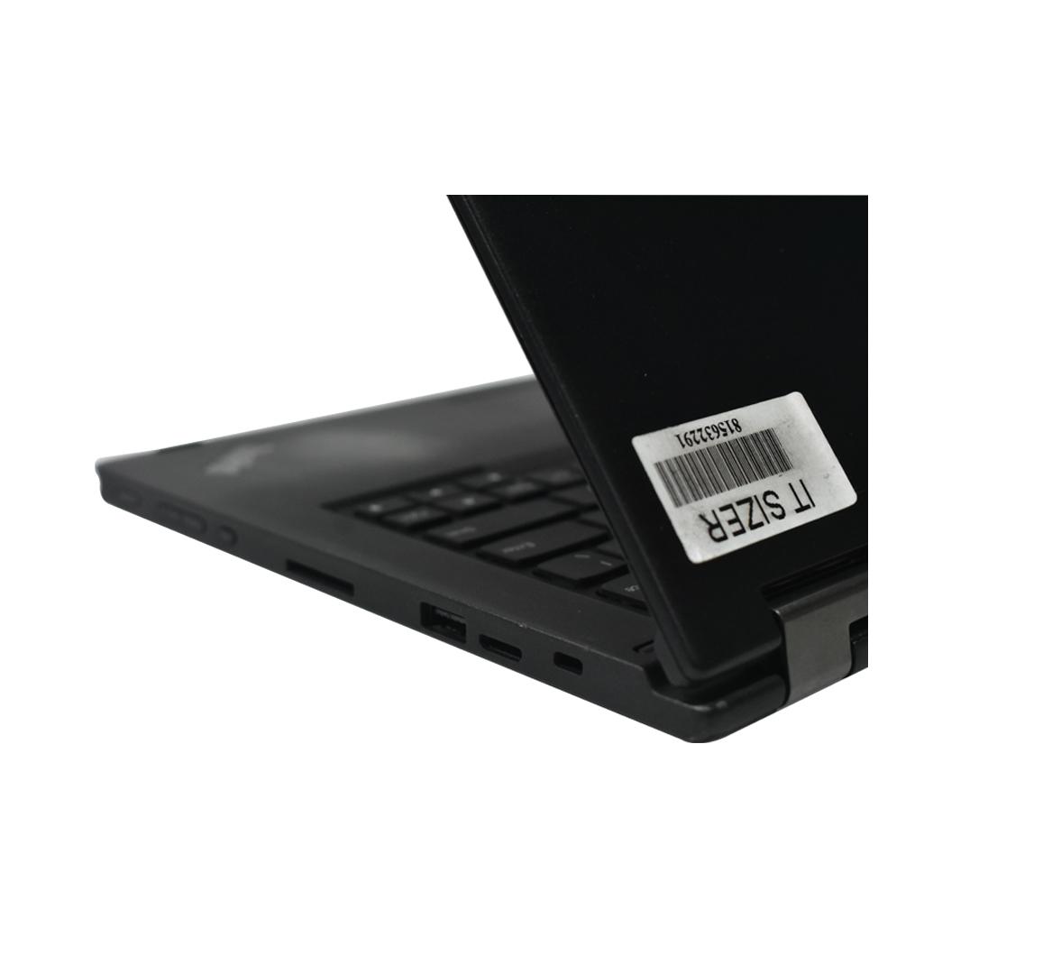 Lenovo Thinkpad yoga 12 Business Laptop, Intel Core i5-5300u CPU, 8GB DDR3 BUILTIN RAM, 256GB SSD 2.5, 12 inch Touch 360 Display, Windows 10 Pro (Refurbished)