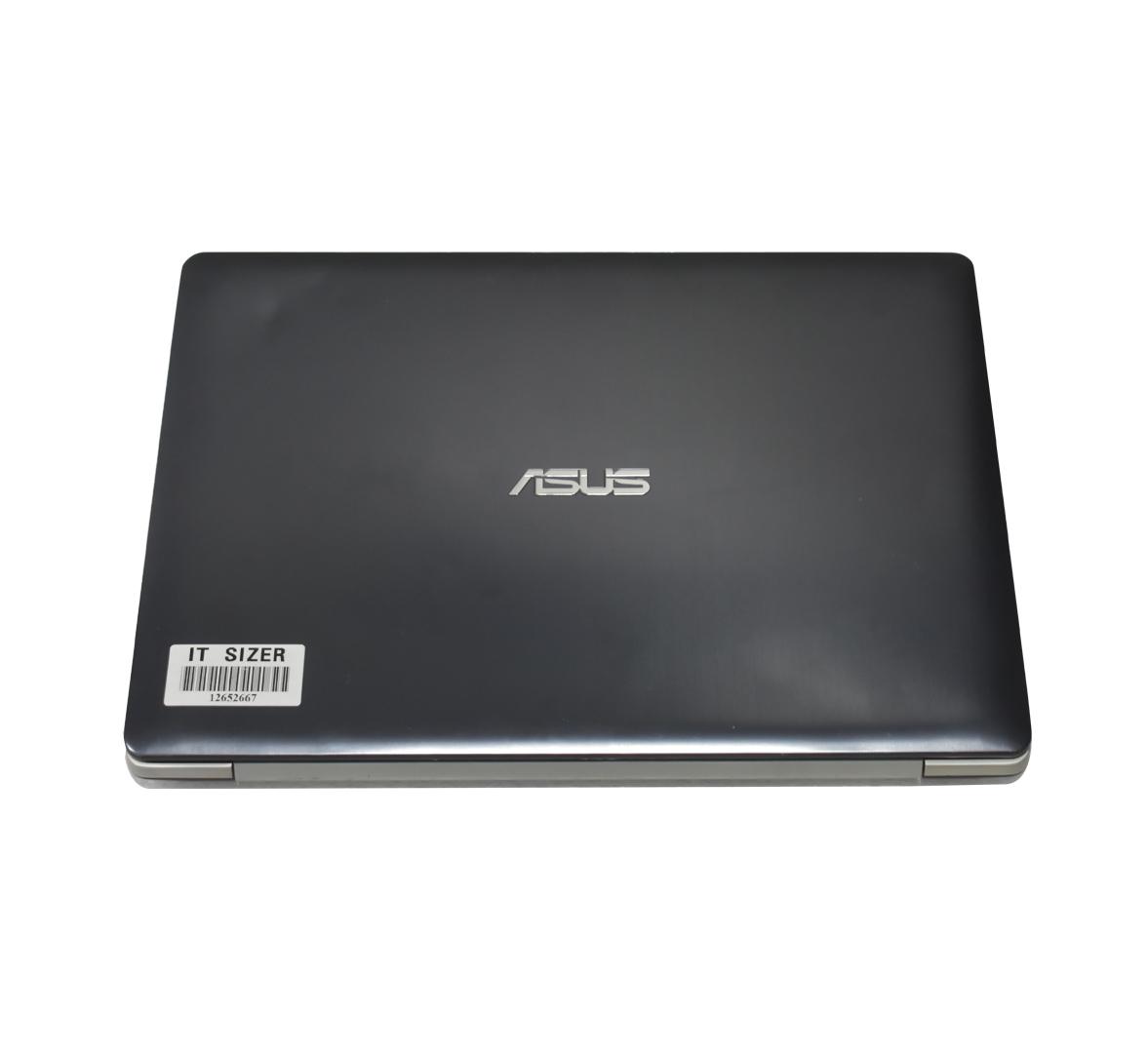 Asus Q301L Business Laptop, Intel Core i5-4200U CPU, 8GB DDR3L SODIMM RAM, 256GB SSD 2.5, 14 inch Touch Display, Windows 10 Pro (Refurbished)