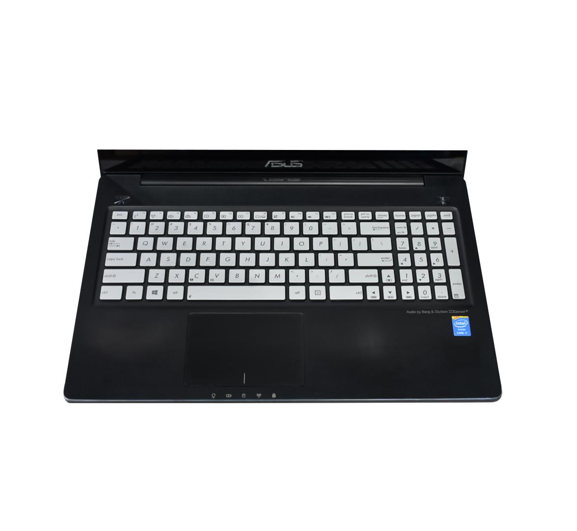 Asus Q550L Business Laptop, Intel Core I7-4500U CPU, 8GB DDR3L SODIMM RAM, 256GB SSD 2.5, 15 inch Touch Display, Windows 10 Pro (Refurbished)