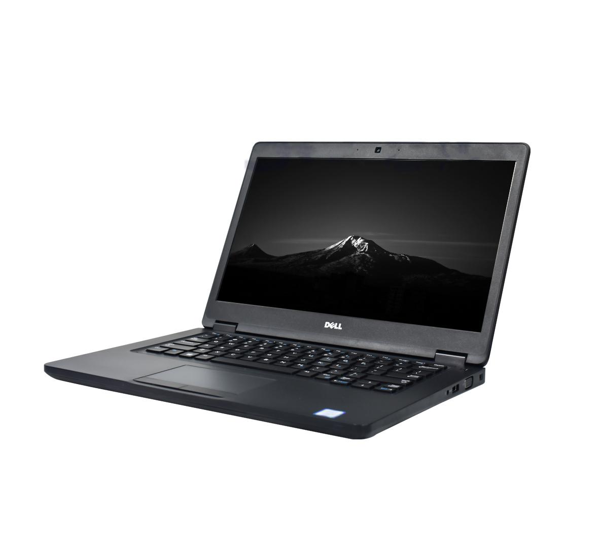 Dell Latitude 5480 Business Laptop, Intel Core i5-6200U CPU, 8GB DDR4 SODIMM RAM, 256GB SSD M2, 14 inch Display, Windows 10 Pro (Refurbished)