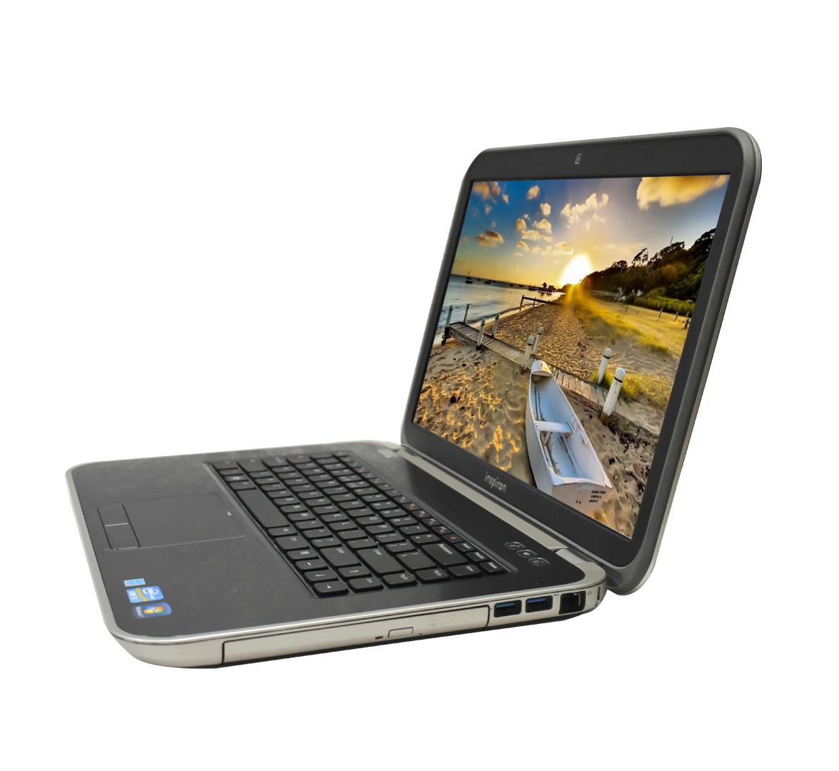 Dell Inspiron 5520 Business Laptop, Intel Core i5-3210M CPU, 4GB DDR3 SODIMM RAM, 500GB SATA 2.5 Hard, 15 inch Display, Windows 10 Pro (Refurbished)