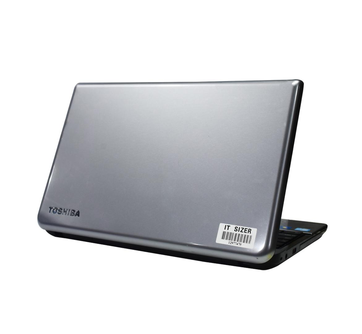 Toshiba Satellite C55-A5195 Business Laptop, Intel Core i3-3110M CPU, 4GB DDR3L SODIMM RAM, 320GB SATA 2.5 Hard, 15 inch Display, (Refurbished)
