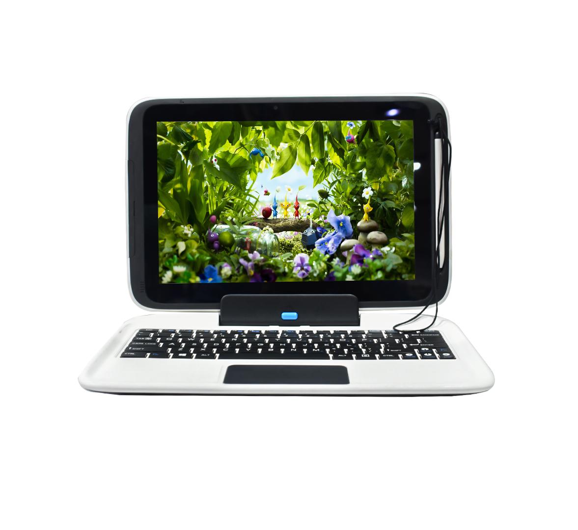 CTL 2 Go PC NL5 2- in -1 Laptop, INTEL ATOM CPU, 2GB DDR3 BUILTIN RAM, 64GB SSD 2.5, 10 inch Touch Display (Refurbished)