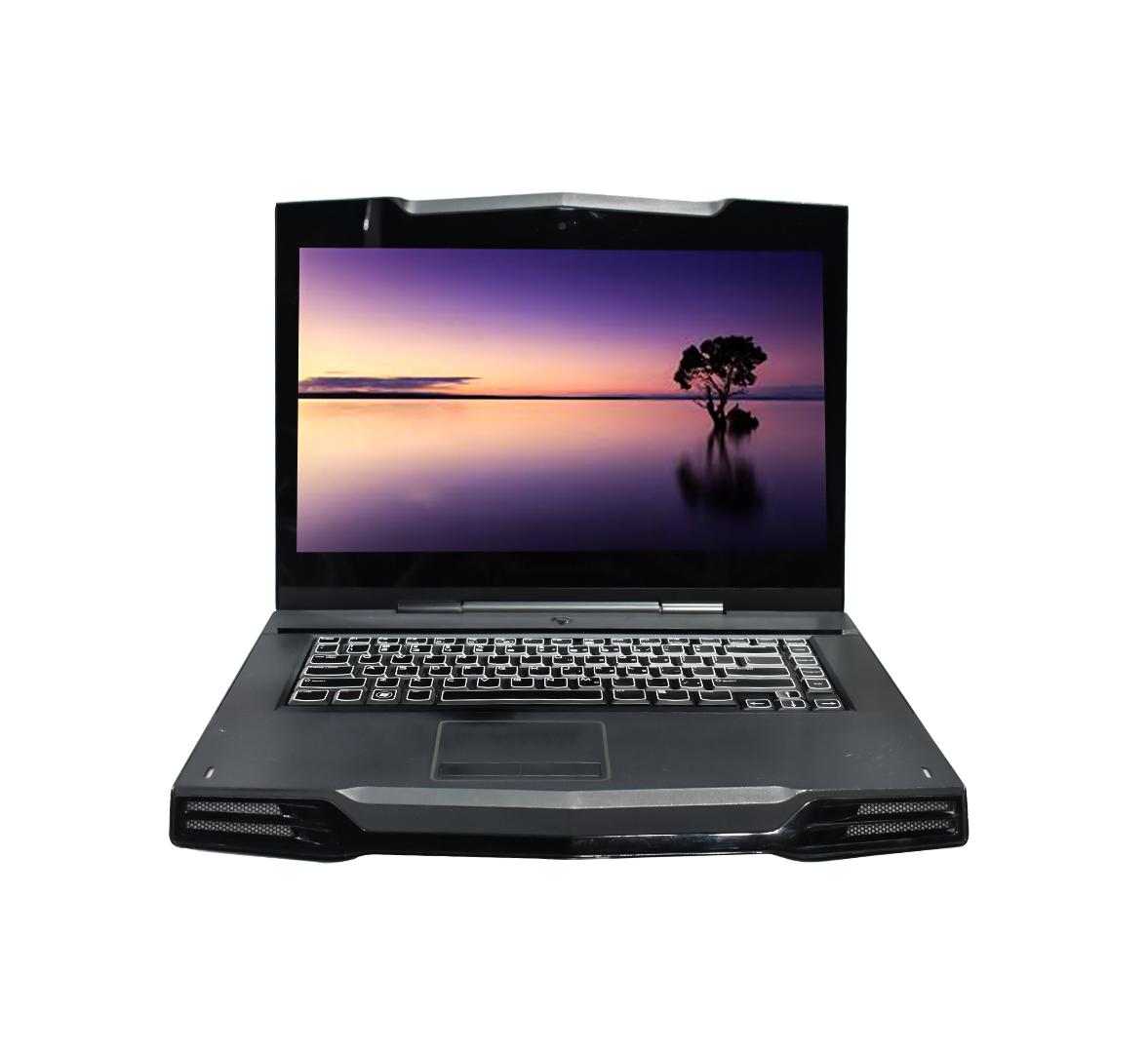 Dell P08G ALIENWARE Gaming Laptop, Intel Core i3-M330 CPU, 8GB DDR3 SODIMM RAM, 1TB SATA 2.5 Hard, 15 inch Display, Windows 10 pro (Refurbished)