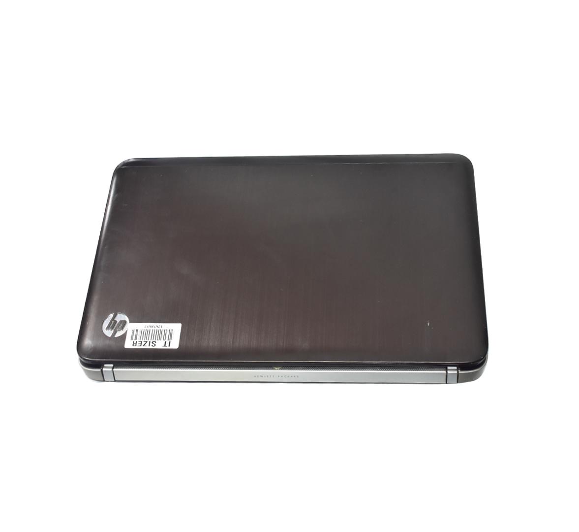 HP pavilion dv6 Business Laptop, INTEL(R)CORE(TM) I3-2310M CPU, 6GB DDR3 SODIMM RAM, 256 SSD 2.5 , 15 inch Display, Windows 10 Pro (Refurbished)