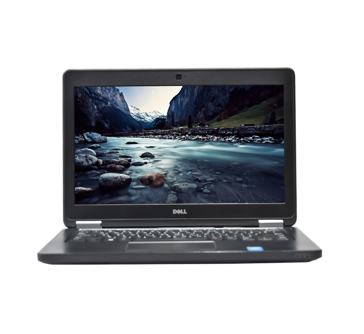 Dell Latitude E5250 Business Laptop, Intel Core i5-5200U CPU, 8GB DDR3L SODIMM RAM, 256GB SSD 2.5, 12 inch Display, Windows 10 (Refurbished)