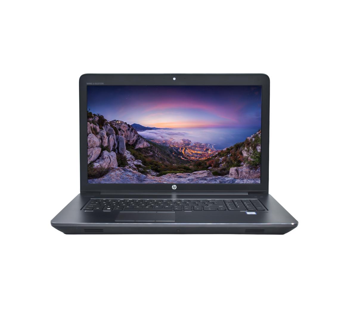 HP ZBook 17 G3 Business Laptop, Intel Core i7 6th-Gen CPU, 16GB DDR4 SODIMM RAM, 512GB SSD, 17 inch Display, Windows 10 Pro (Refurbished)